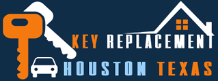 key replacement houston logo